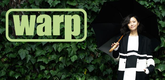 WARP MAGAZINE JAPAN 11月号