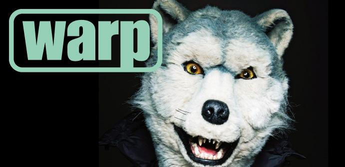 WARP MAGAZINE JAPAN 12月号