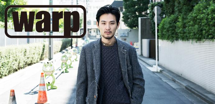 WARP MAGAZINE JAPAN 1+2月号